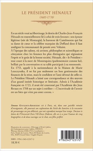 4eme Le Président Hénault (1685-1770)