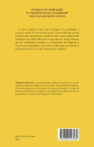 4eme Ethique du Kébé-kébé et promotion du leadership chez les Mbosi du Congo