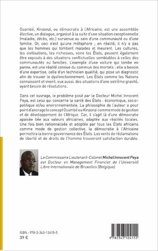4eme Démocratie à l'africaine