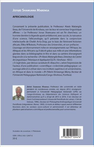 4eme Africanologie