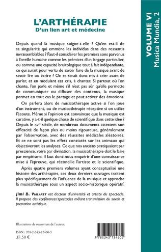 4eme L'arthérapie d'un lien art et médecine (Volume 6)