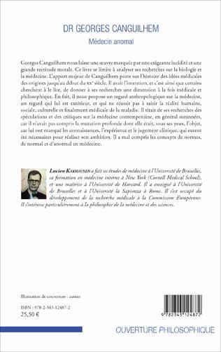 4eme Dr Georges Canguilhem