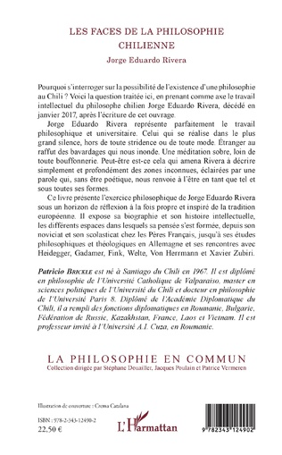 4eme Les faces de la philosophie chilienne