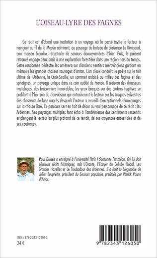 4eme L'Oiseau-lyre des fagnes