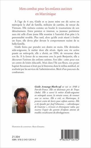 4eme Mon combat pour les enfants autistes en Martinique