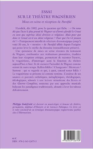 4eme Essai sur le théâtre wagnérien