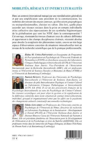 4eme Mobilités, réseaux et interculturalités