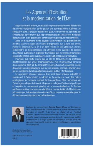 4eme Les Agences d'Exécution et la modernisation de l'Etat