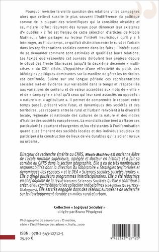 4eme Les relations villes / campagnes