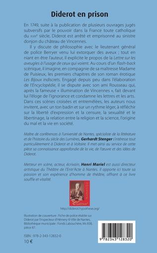 4eme Diderot en prison
