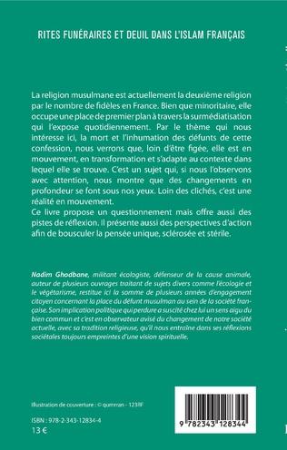 4eme Rites funéraires et deuil dans l'islam français