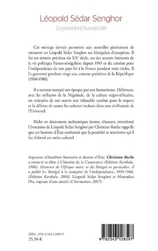 4eme Léopold Sédar Senghor