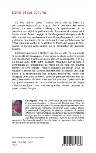 4eme Dakar et ses cultures