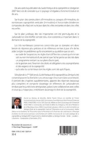 4eme Le guide pratique de la copropriété au Sénégal 2è édition