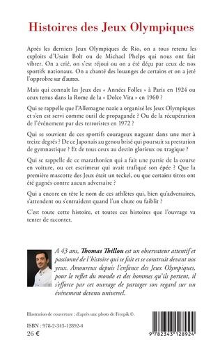 4eme Histoires des Jeux Olympiques