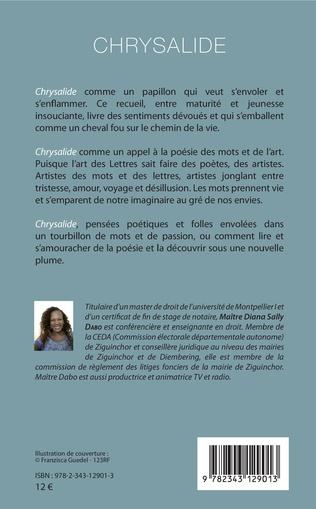 4eme Chrysalide. poèmes