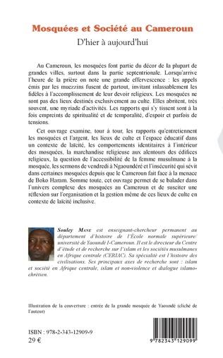 4eme Mosquées et société au Cameroun