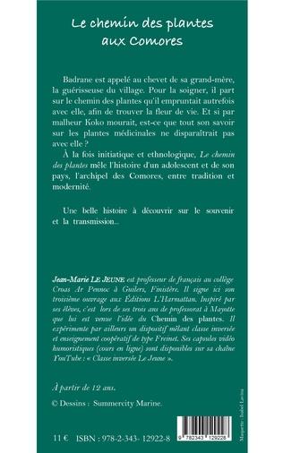 4eme Le chemin des plantes aux Comores