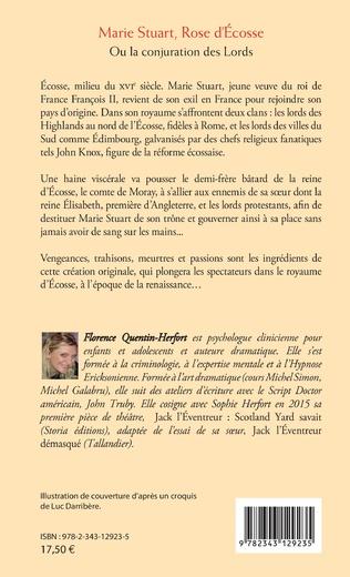 4eme Marie Stuart, Rose d'Ecosse