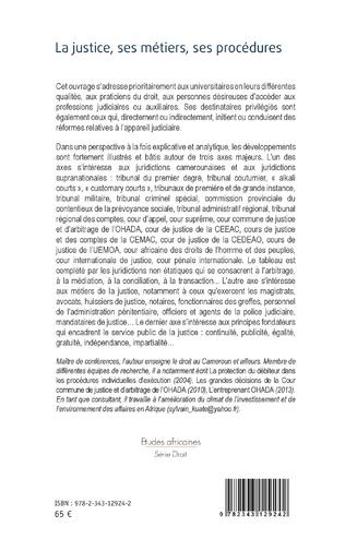 4eme La justice, ses métiers, ses procédures 2ème édition