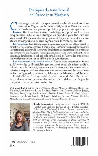 4eme Pratiques du travail social en France et au Maghreb