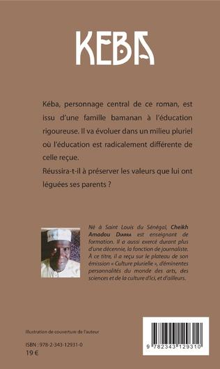 4eme Keba l'héritier bamanan de Faraguédougou