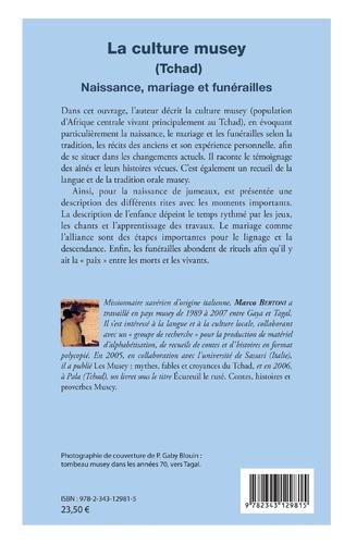 4eme La culture musey (Tchad)