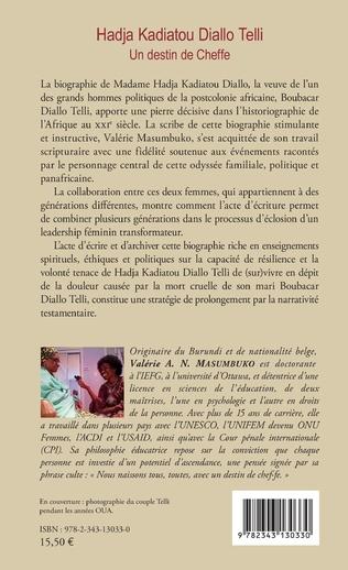 4eme Hadja Kadiatou Diallo Telli