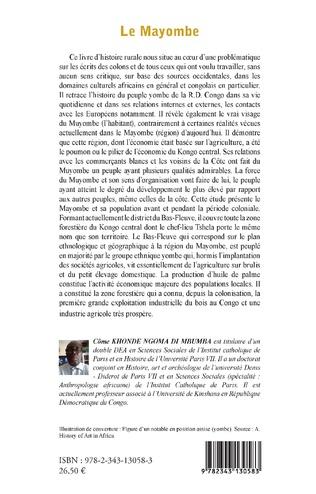 4eme Le Mayombe