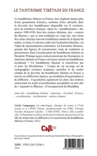 4eme Le tantrisme tibétain en France