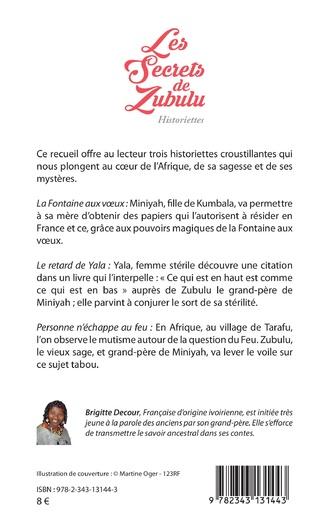 4eme Les secrets de Zubulu