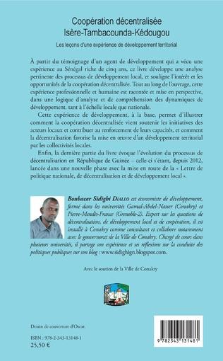 4eme Coopération décentralisée Isère-Tambacounda-Kédougou