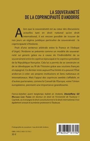 4eme La souveraineté de la coprincipauté d'Andorre