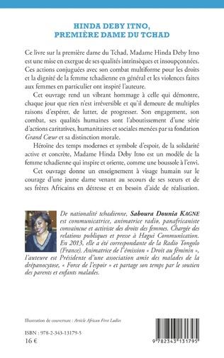 4eme Hinda Deby Itno, première dame du Tchad