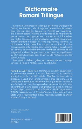 4eme Dictionnaire Romani Trilingue