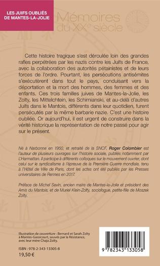 4eme Les juifs oubliés de Mantes-la-Jolie