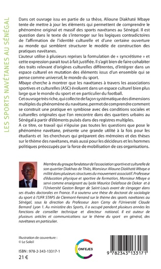 4eme Les sports navétanes au Sénégal