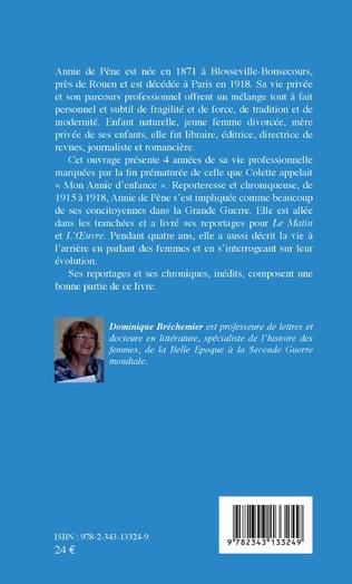 4eme Annie de Pène,