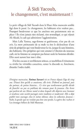 4eme A Sidi yacoub, le changement , c'est maintenant !