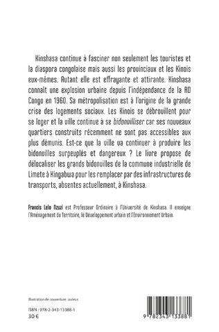 4eme Les bidonvilles de Kinshasa (nouvelle version en couleur)