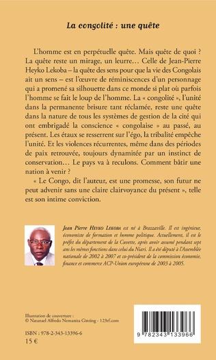 4eme La congolité : une quête