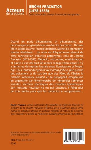 4eme Jérôme Fracastor (1478-1553)