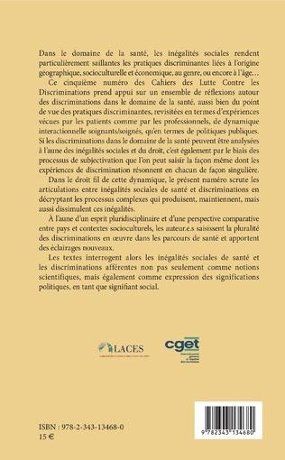 4eme Santé et discrimination
