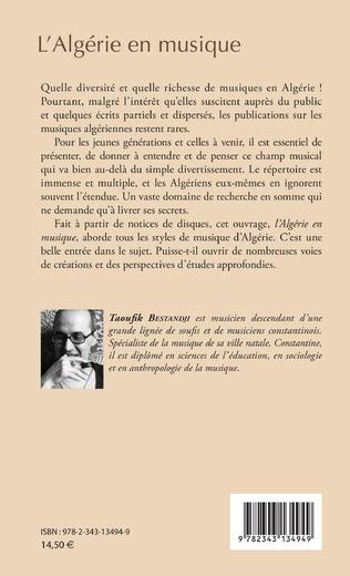 4eme L'Algérie en musique