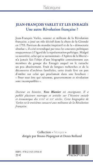 4eme Jean-François Varlet et les enragés