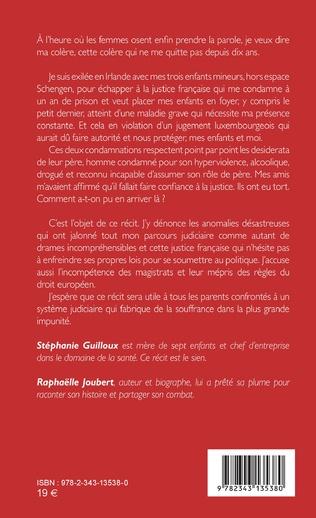 4eme Cri d'une mère contre la justice française