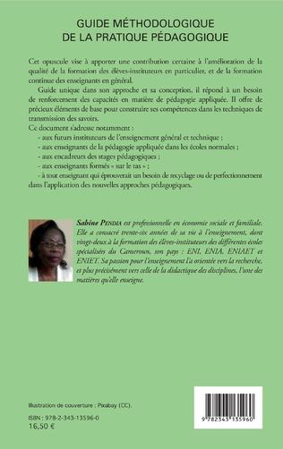 4eme Guide méthodologique de la pratique pédagogique