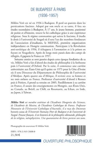 4eme De Budapest à Paris