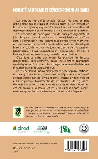 4eme Mobilité pastorale et développement au Sahel