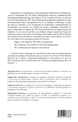 4eme TIC et innovation pédagogique dans les universités du Maghreb